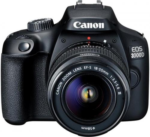 Canon EOS 3000D KIT 18-55 DC III
