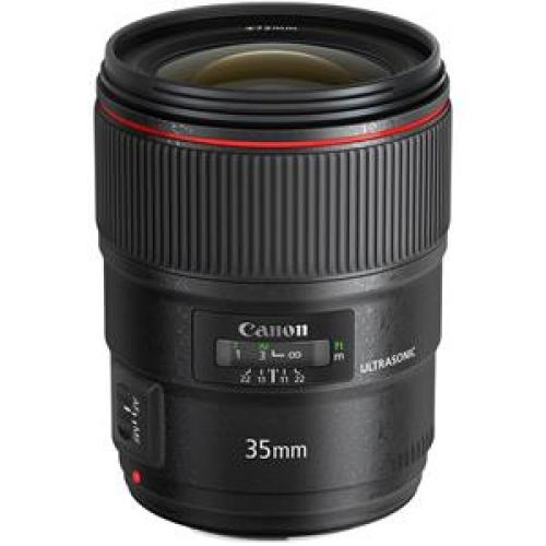 Lens Canon EF 85mm F1.4 L IS