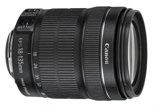 Lens Canon EF-S 18-135mm F3.5-5.6 IS STM