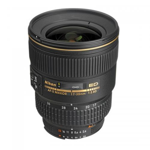 Lens Nikon AF-S Zoom-Nikkor 17-35mm F/2.8D IF-ED
