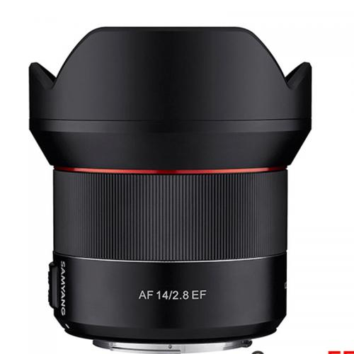 Lens Samyang AF 14mm F/2.8 FE for Canon