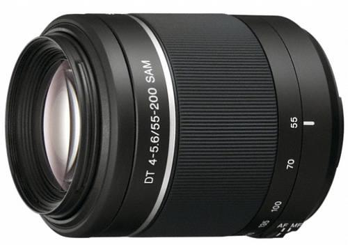 Lens Sony SAL55200-2 DT 55-200mm F4-5.6