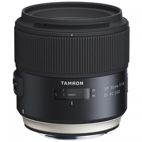 Lens Tamron SP 35mm F1.8 DI VC USD