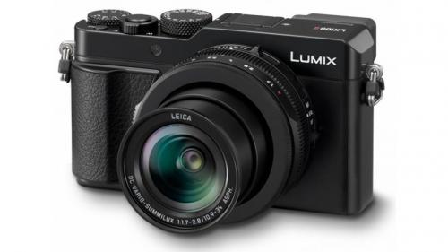 LUMIX LX100 II with 24-75mm LEICA DC Lens