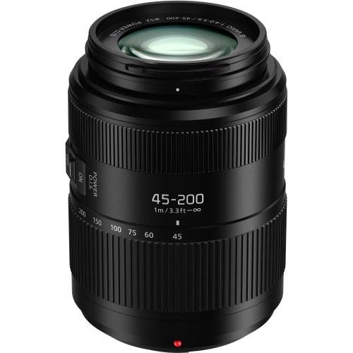 Panasonic 45-200mm F4-5.6 II OIS