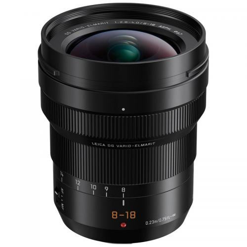 Panasonic Lumix 8-18mm F2.8-4