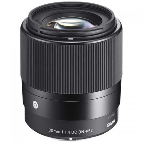 Sigma 30mm F1.4 DN for Sony E