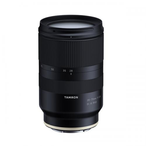 Tamron 28-75mm f2.8 III for Sony E