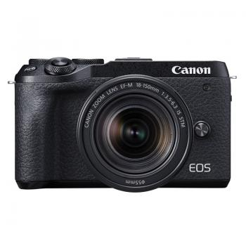 CANON EOS M6 MARK II KIT 18-150MM F/3.5-6.3 IS STM