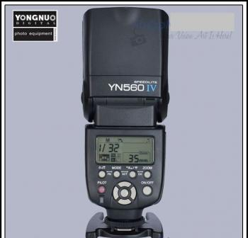 Flash Yongnuo 560 IV