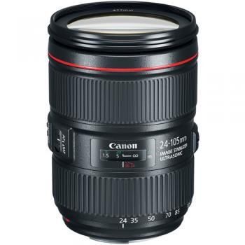 Lens Canon EF 24-105mm F4L IS II USM