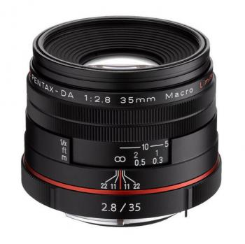 Lens HD Pentax DA 35mm F2.8 Macro Limited