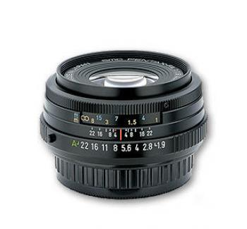 Lens Pentax FA 43mm F1.9 Limited