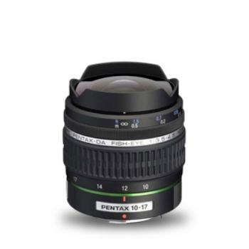 Lens Pentax Smc Pentax DA FISH-EYE 10-17mm F3.5-4.5 ED