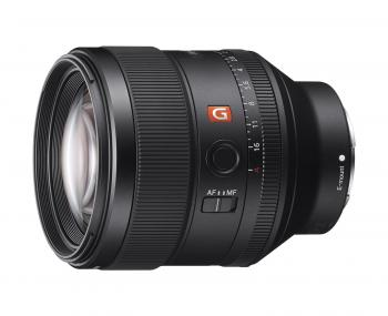 Lens Sony FE 85mm F1.4 GM