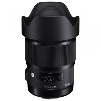 Sigma 20mm f1.4 Art for Sony E