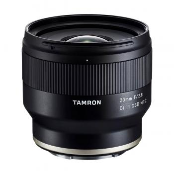 Tamron 20mm F/2.8 Di III OSD for Sony E