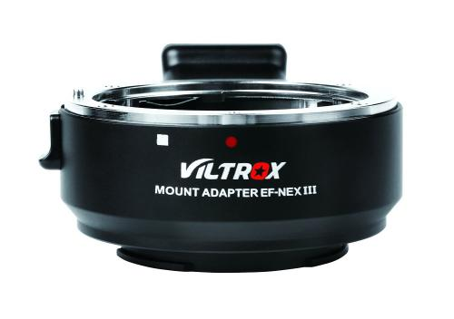 Viltrox Ef-Nex Adapter New Iii Version