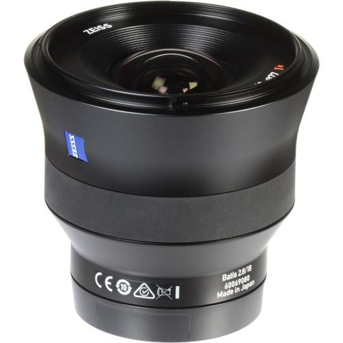 Zeiss Batis 18mm F2.8 cho Sony FE